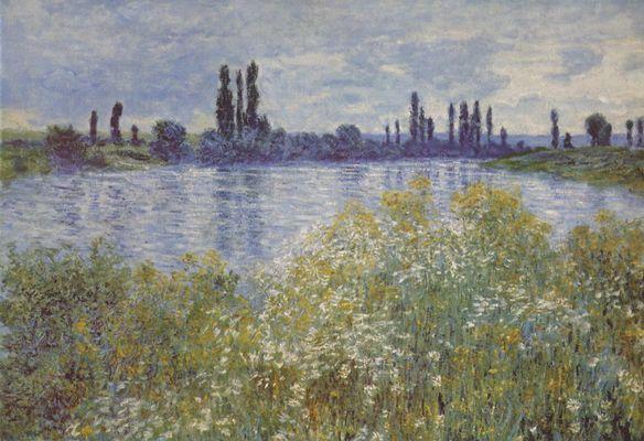 Landschaftsmalerei impressionismus  Webquest - Experiment Farbe und Malerei: 1. Landschaftsmalerei