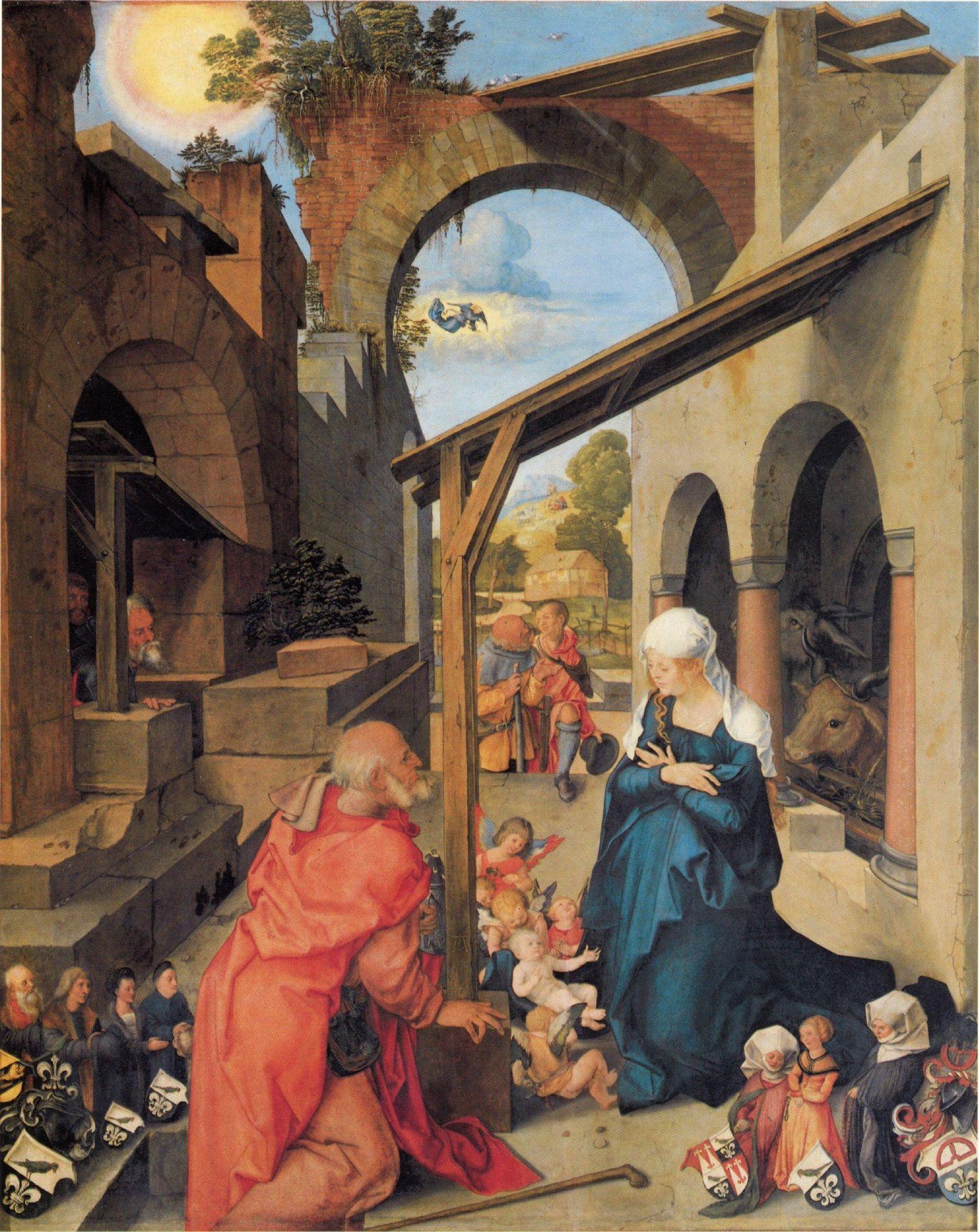 Эро средневековье живопись 20 фотография