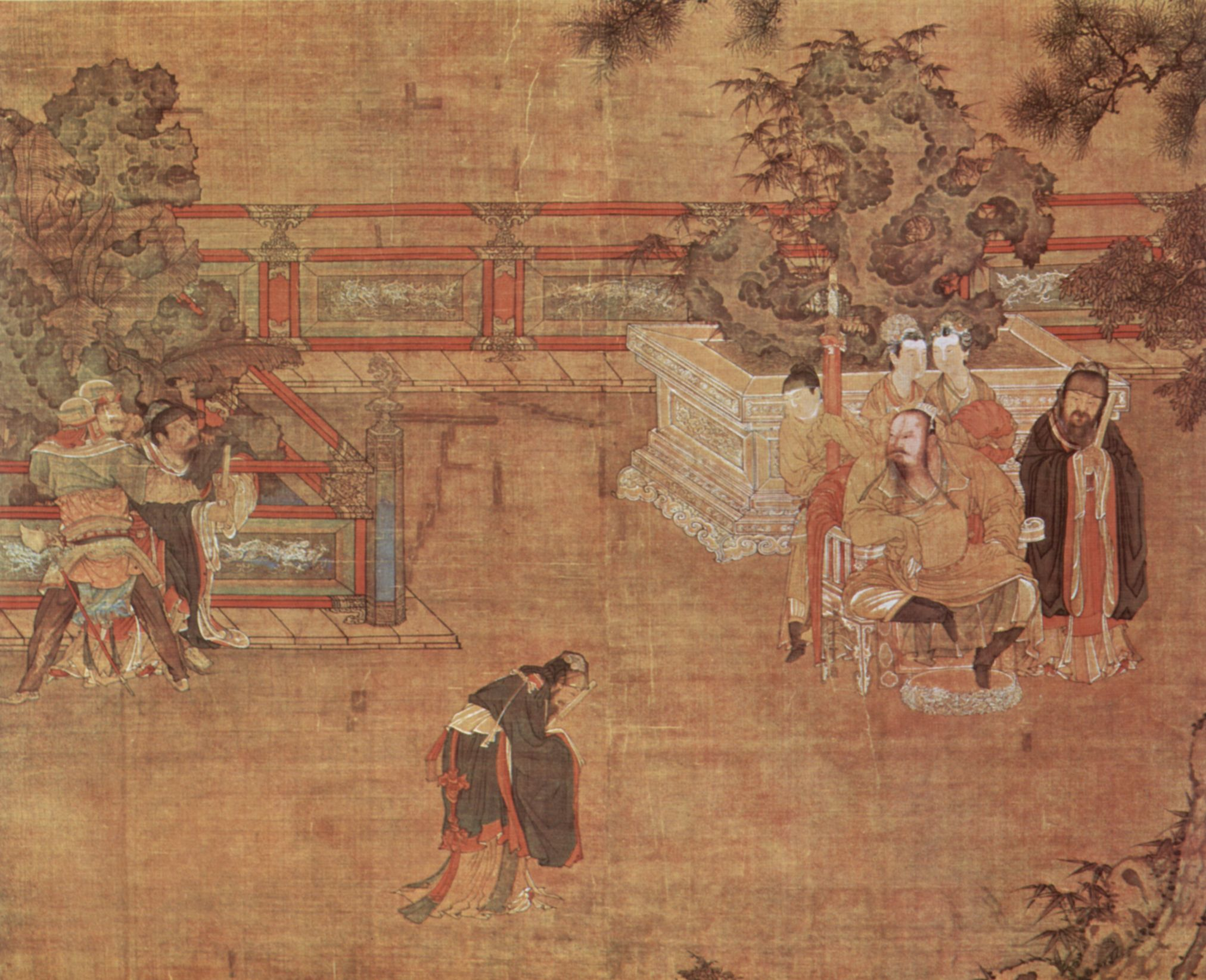 Sotheby S Qing Painting