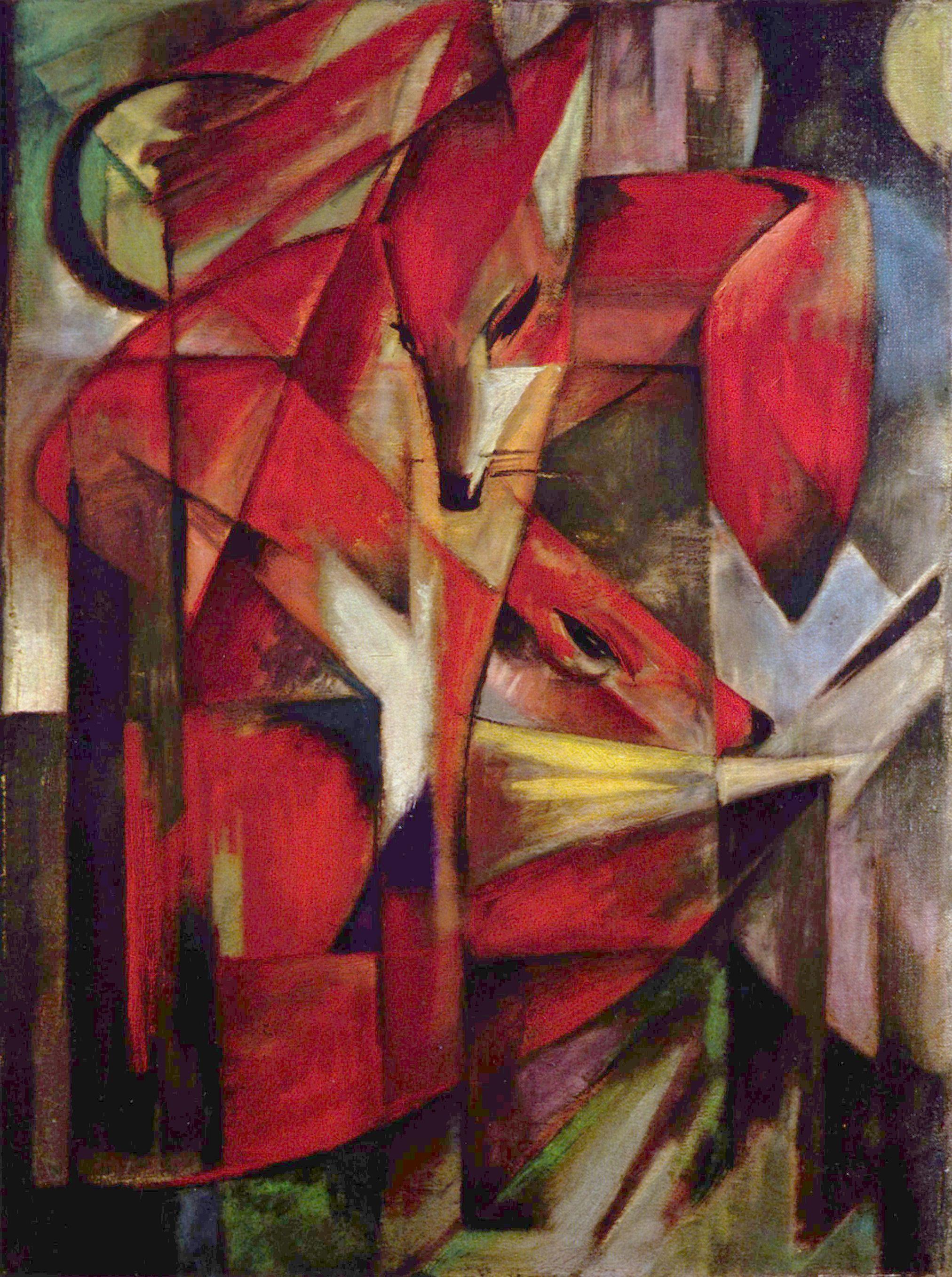 Famous Cubism Paintings