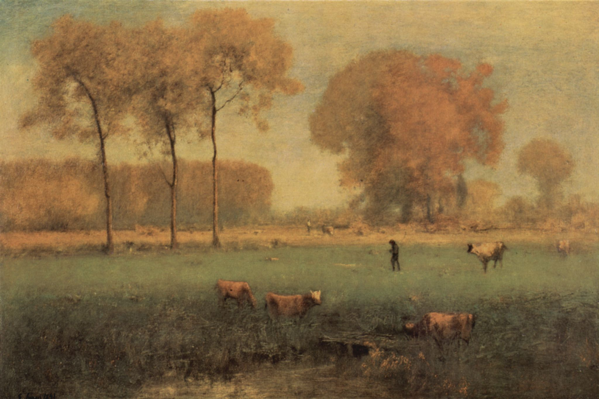 American Revolution Oil Paintings