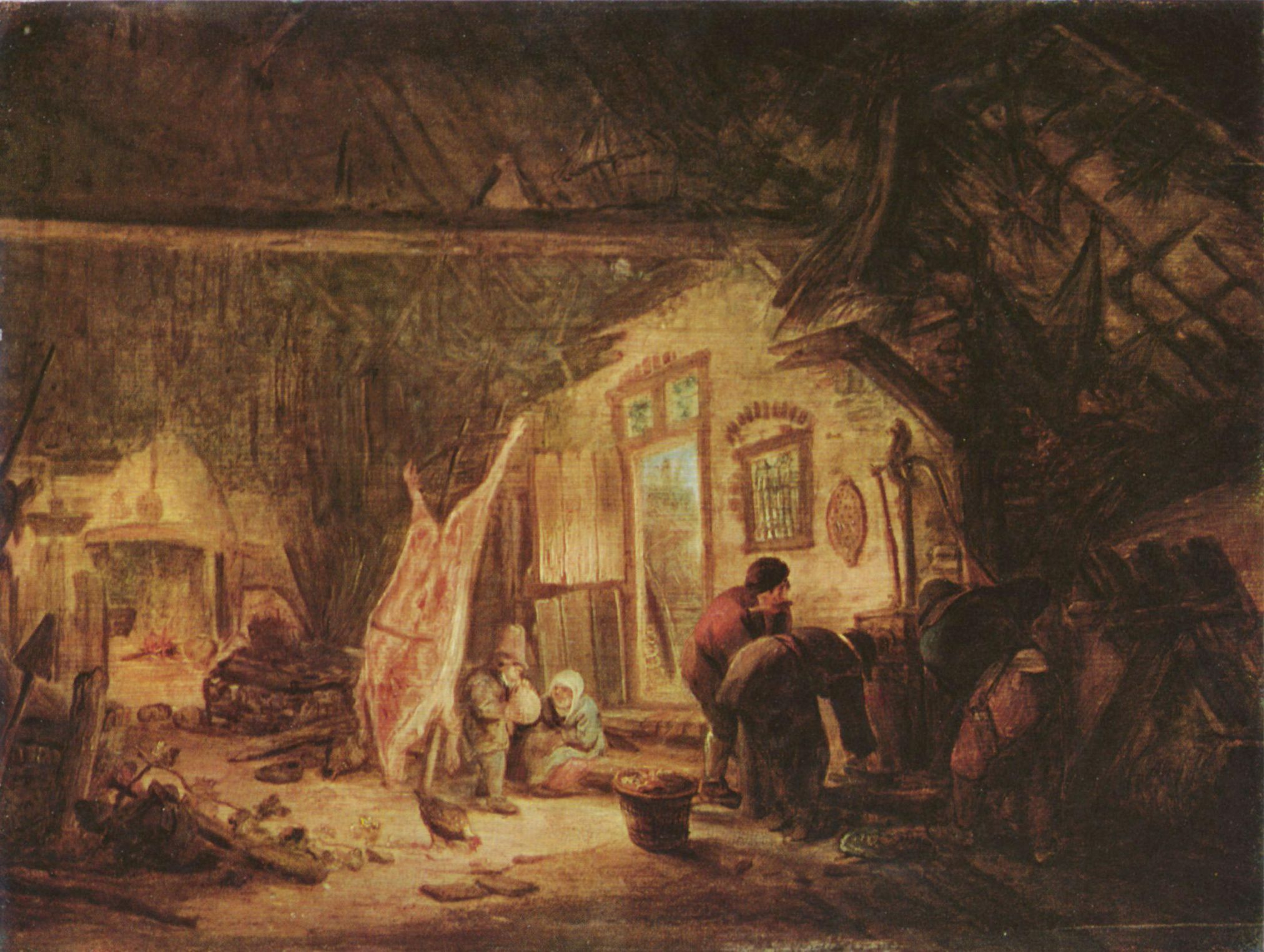 Gerard Ter Borch Oil Paintings