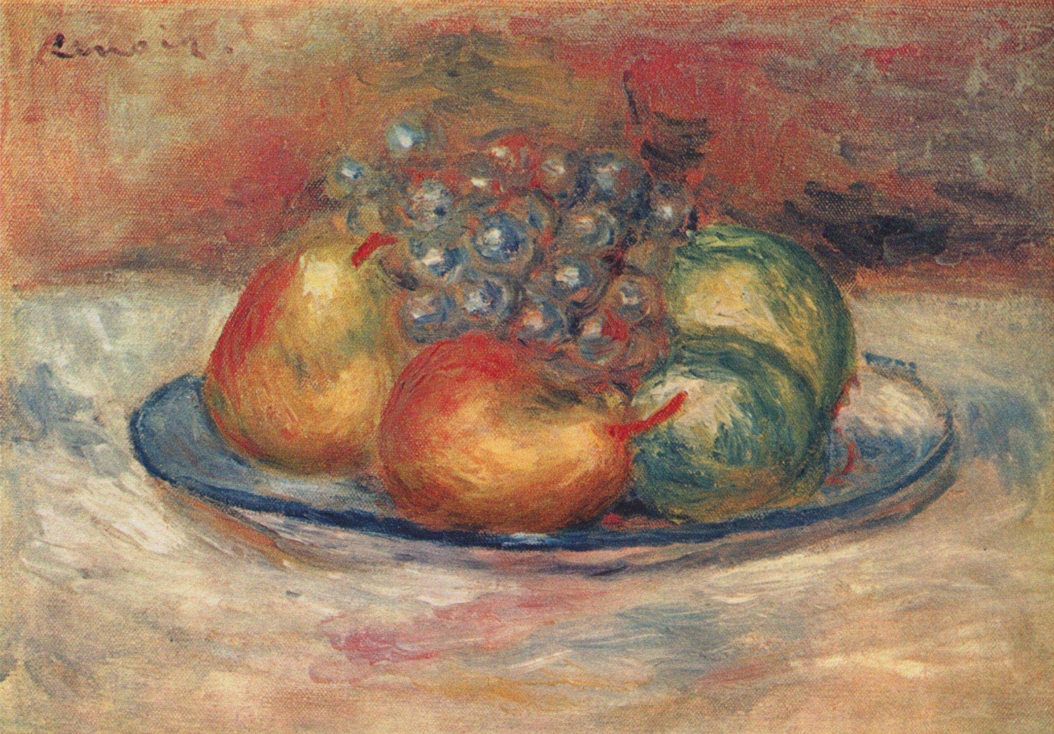 Famous Renouir Paintings