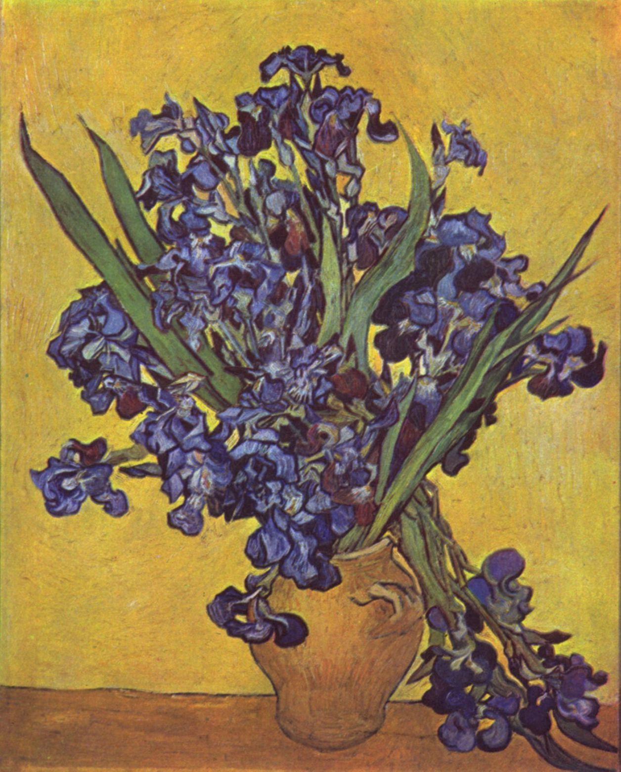 Vincent Van Gogh Famous Paintings List