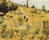 Pierre-Auguste Renoir: Wiesenweg